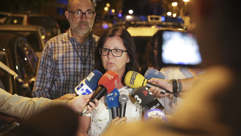 Declaraciones de la alcaldesa de Cambrils, Camino Mendoza