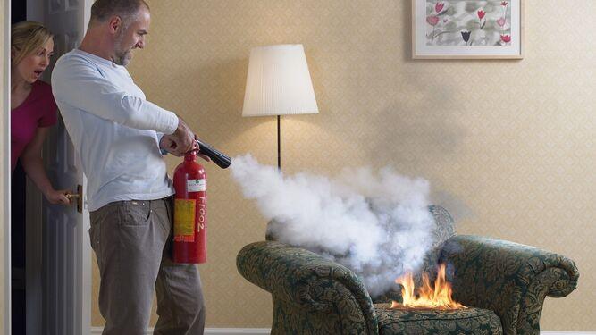 Consejos para evitar incendios en el hogar - Extintor para casa ...