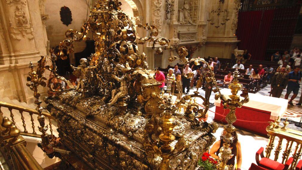 Cultos a la Virgen de los Reyes
