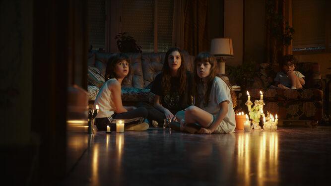 Una escena de 'Verónica', que tras su estreno en los cines españoles se presentará en el Festival de Toronto.
