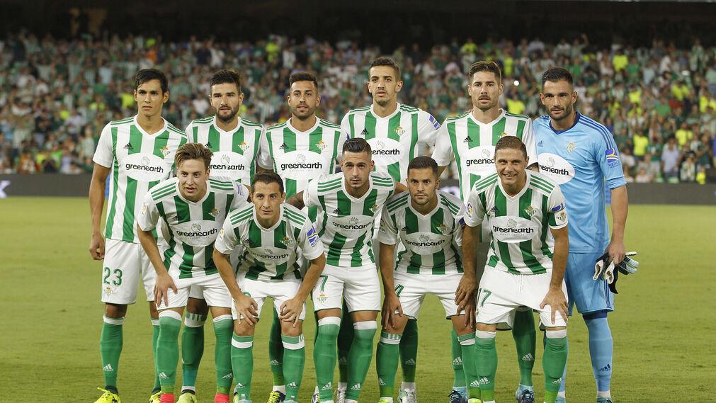 Las imágenes del Betis-Celta