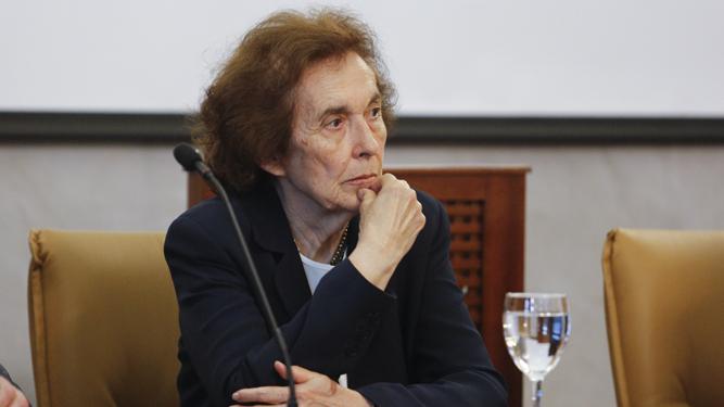 En la imagen, Teresa Duclós.