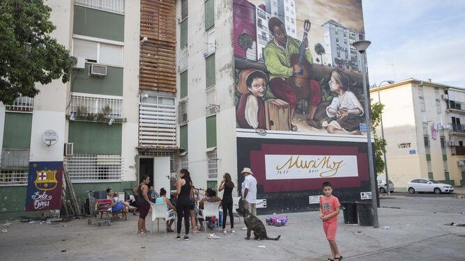 Valdivieso, en la calle Los Santos Inocentes, novela de su paisano Delibes.