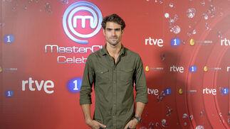 Juan Betancourt. El otro guaperas es modelo, cubano y conocido por ser el 'novio' de la hija de Carlos Herrera y Mariló Montero.