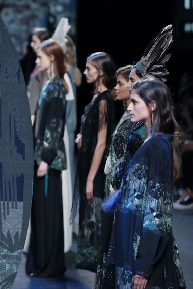 Desfile - Mercedes Benz Fashion Week Madrid