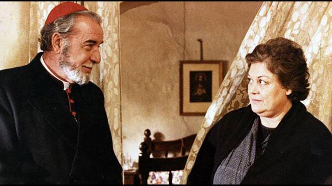 En 'Padre nuestro' (1985), de Francisco Regueiro.
