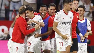 Las imágenes del Sevilla-Las Palmas