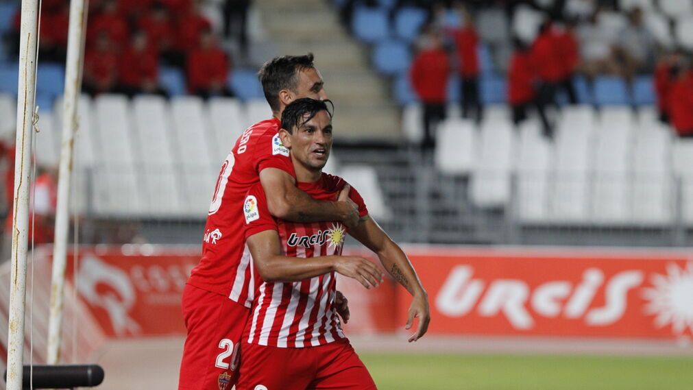 Las imágenes del Almería-Sevilla Atlético