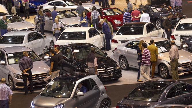 57fece405 La venta de coches de segunda mano crece más rápido que la de ...