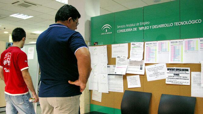 Los pleitos por despido bajan desde hace tres a os for Oficina del sae