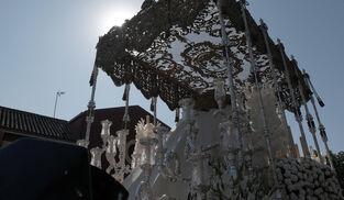Traslado de la Virgen de la Salud de San Gonzalo a la Catedral para su coronación