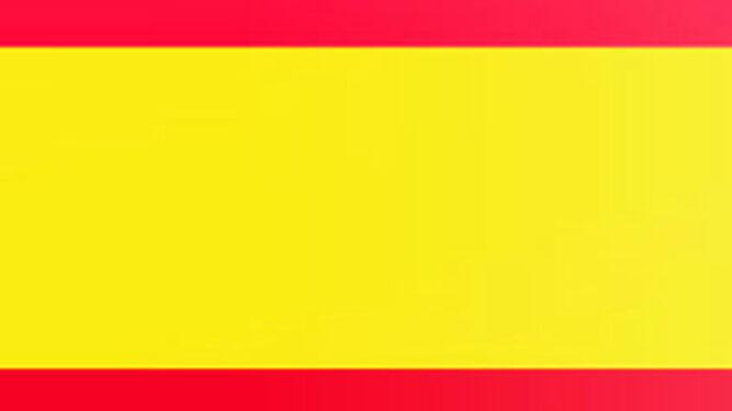Los aviones de la Patrulla Águila surcan ayer el cielo de Madrid.