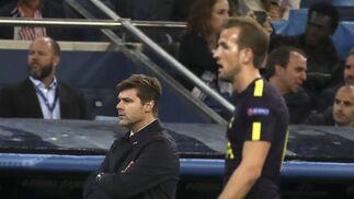 Las imágenes del Real Madrid-Tottenham