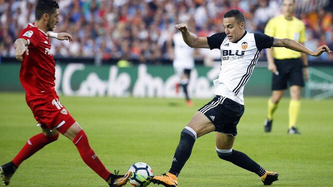 Las imágenes del Valencia-Sevilla