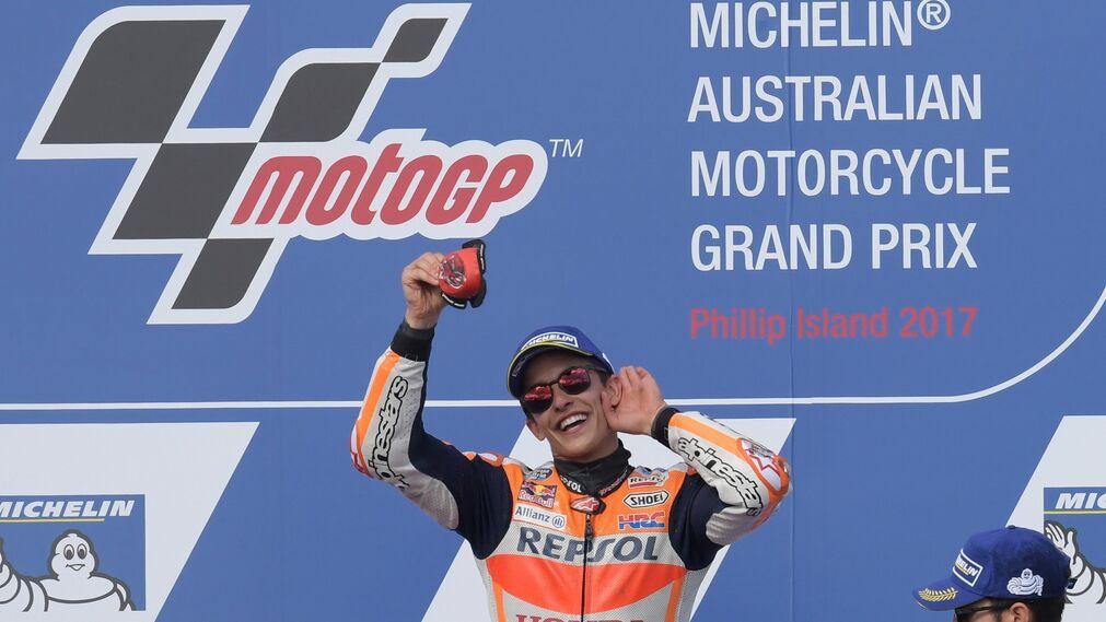 Las imágenes del GP de Australia