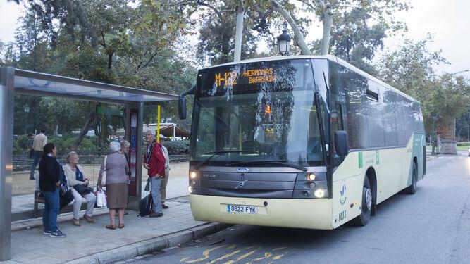 La junta retira la concesi n a la empresa de autobuses los amarillos - Empresas en dos hermanas ...