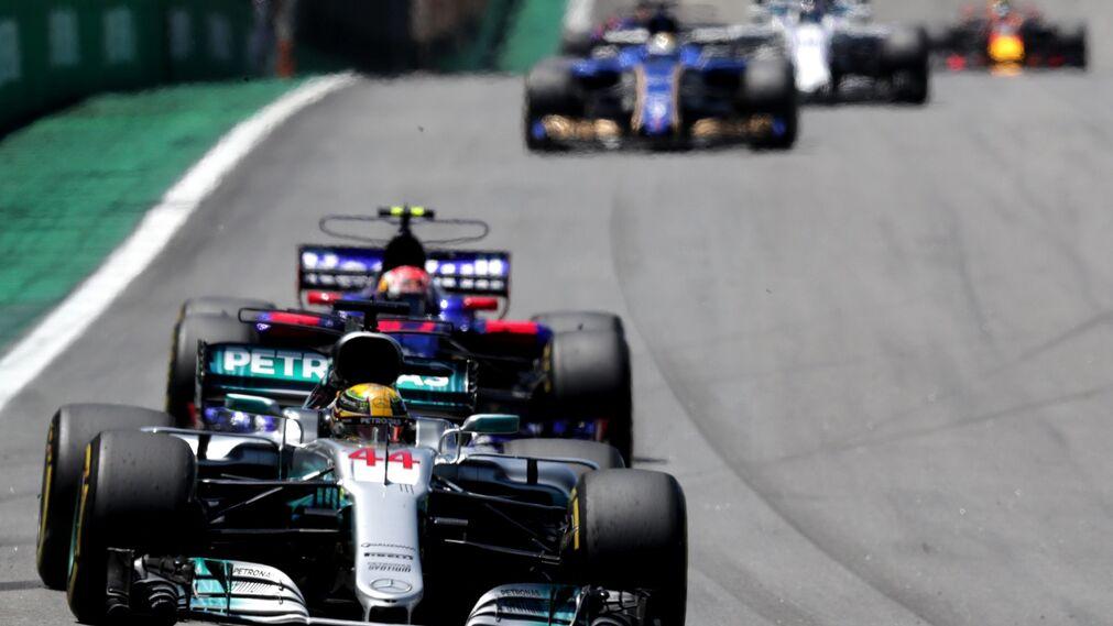 Las imágenes del GP de Brasil de Fórmula 1