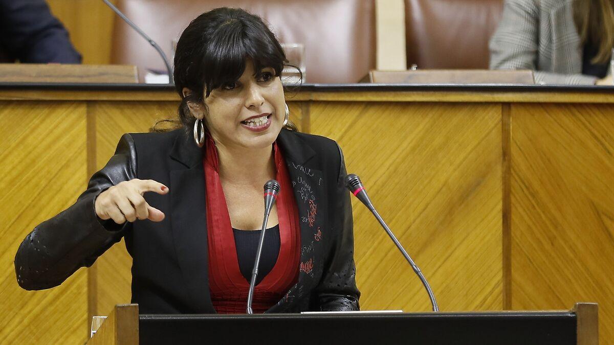 [XI Legislatura] Sesión de Investidura de D. Juan Antonio Marín Lozano Teresa-Rodriguez_1191191521_105347919_1200x675