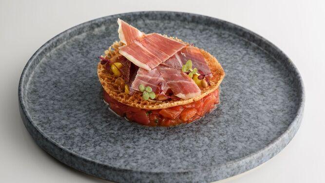 Sabor andaluz  en el Basque Culinary Center