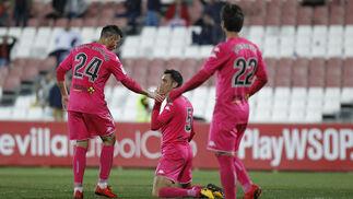 Imágenes del Sevilla Atlético-Córdoba
