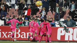 Las imágenes del Sevilla Atlético-Córdoba