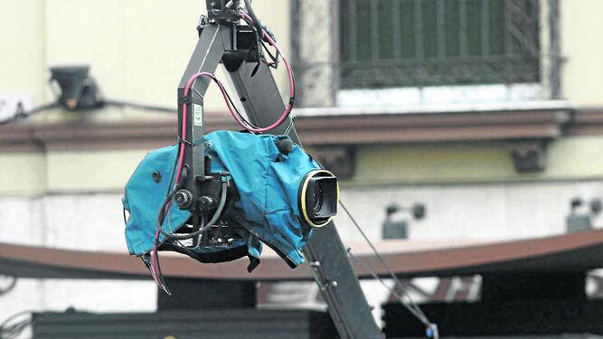 Cámaras de tv de las usadas en La Campana