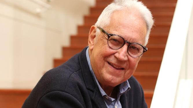 Fernando Delgado, escritor y periodista.