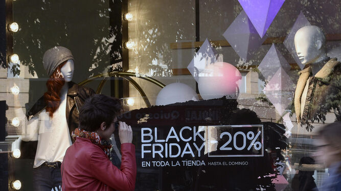 El Black Friday se convierte en pesadilla negra