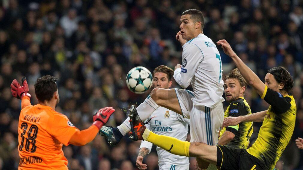 El Real Madrid-Borussia Dortmund