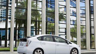 Dos décadas del Toyota Prius