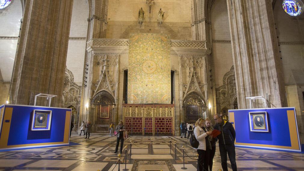 La exposición de Murillo en la Catedral