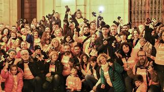 Las imágenes de la 'Gymkhana' fotográfica solidaria