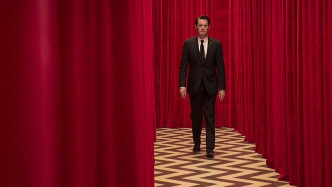 Kyle MacLachlan, en la tercera entrega de 'Twin Peaks', la serie televisiva creada por David Lynch y Mark Frost.