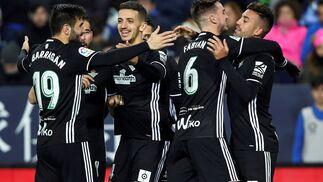 Las imágenes del Málaga-Real Betis