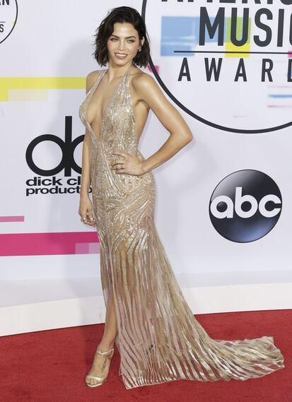 La actriz Jenna Dewan.