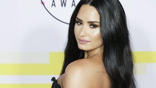 La cantante Demi Lovato.