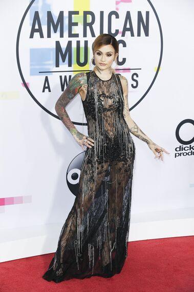 La cantante  Kehlani.