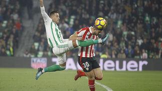 Las imágenes del Betis-Athletic