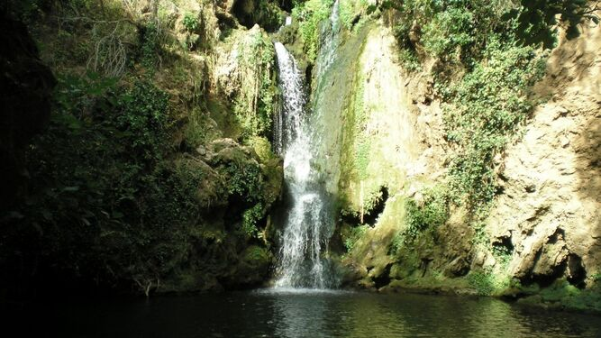 Cascadas del Huéznar, un paraje atractivo para pasar unos días.
