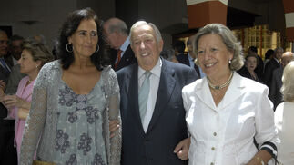 Manuel Olivencia, en un homenaje en el Ateneo de Sevilla