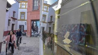 Las imágenes de la Nochevieja en Sevilla