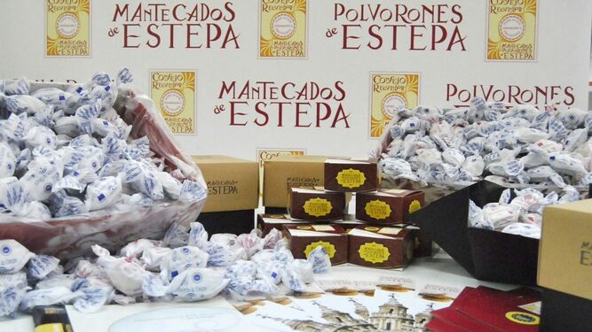 La historia de los mantecados  y polvorones de EstepaDesde el siglo XVI a nuestros días