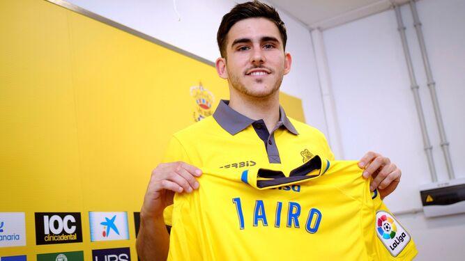Jairo regresa de la mano de Las PalmasUnas lágrimas que traspasan el papelDiego Costa y Vitolo, listos para debutar