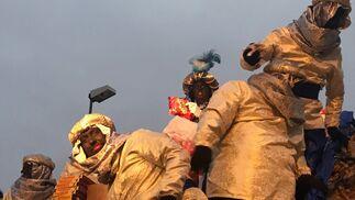 Las cabalgatas en Osuna