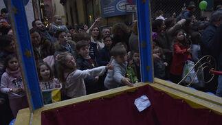 El Heraldo Real recorre las calles del centro