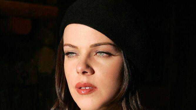 Debi Mazar en la serie 'Entourage'.