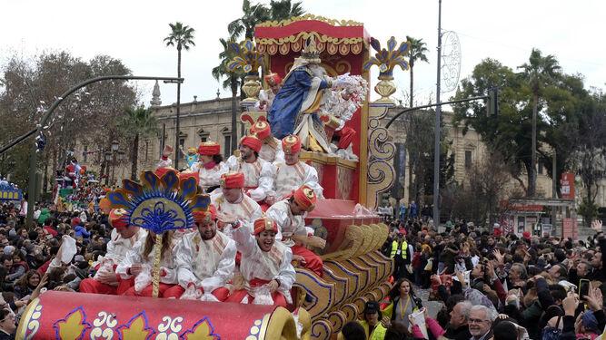 Carrozas De Reyes Magos Fotos.Todo Lo Que Hay Que Saber De La Cabalgata De Reyes Magos De