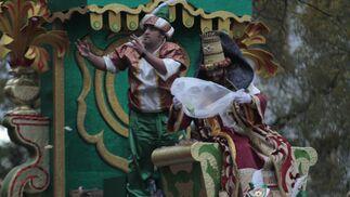 Las imágenes de la Cabalgata de los Reyes Magos