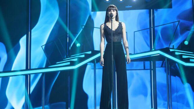 Aitana es una de las grandes favoritas para ir a Eurovisión por su versatilidad y su aplomo en el escenario.
