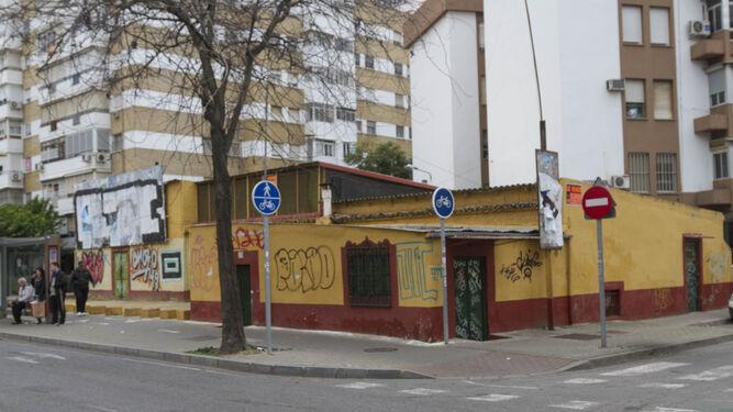 """Edificio Las Rimas, el poeta """"de las rimas pobres"""", escribió de Bécquer Antonio Machado."""
